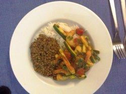 Madhur Jaffrey prawn curry