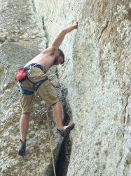Nathan Vision Crack Ulassai Canyon Sardinina