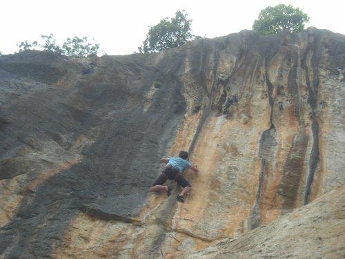 sardinia climbing sardegna arrampicata ulassai canna cinese cristobal