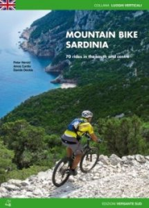 sardinia sardegna Sardinië sardinien mountainbike  führer mountain bike MTB cover guide
