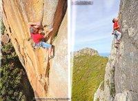 Fotos von Peter im Kletterführer Pietra di Luna