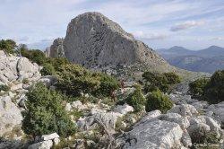 Grande Traversata del Supramonte GTS: Passo Orgoi und Punta Cusidore