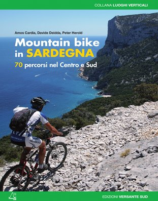 Draft cover Sardinia mountain bike guide