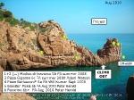 Deep Water Solo Sardinien: Cala e Luas topo