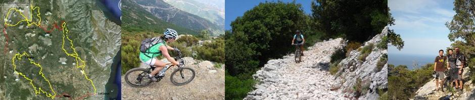 Ogliastra Sardinia mountain biking MTB